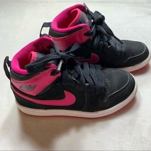 Nike toddler girl Air Jordan's